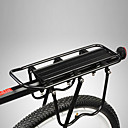 halpa Retkiruokailu-Bike Cargo Rack / Takateline Maksimi paino 25 kg Säädettävä / Helppo asentaa Alumiiniseos Maastopyörä / Maantiepyörä - Musta