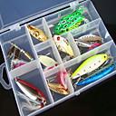 billige Mote Halskjede-9 pcs Myk Agn Sluk Myk Lokkemat Myk Plastikk Multifunktion Flytende Synkende Agn Kasting Annen Generelt fisking