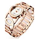 abordables Relojes de Moda-ASJ Mujer Reloj de Pulsera Japonés Resistente al Agua / Resistente a los Golpes / Cool Aleación Banda Encanto / Casual / Moda Plata / Dorado / Oro Rosa / Un año / SSUO SR626SW