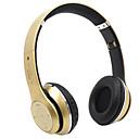 זול Headsets & Headphones-S460 על אוזן אלחוטי אוזניות ארמטורה מאוזנת פלסטי טלפון נייד אֹזְנִיָה עם מיקרופון / בידוד רעש אוזניות