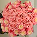 olcso Művirág-Művirágok 1 Ág Rusztikus Stílus Rózsák Asztali virág