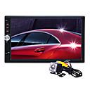Недорогие DVD плееры для авто-7012WG 7 дюймовый 2 Din Windows CE 6.0 В-Dash DVD-плеер для Универсальный / Универсальная Поддержка / MP4 / TF карта