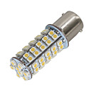 cheap LED Candle Lights-SO.K 4pcs BA15S(1156) Car Light Bulbs 3 W SMD 3528 350 lm LED Tail Light For universal