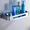hesapli Banyo Rafları-Banyo Rafı Çağdaş Paslanmaz Çelik 1pc