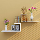 cheap Wall Decor-Floral Theme Wall Decor Wood Modern Wall Art, Wall Hangings Decoration