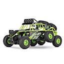 voordelige RC auto's-RC auto WLtoys 18628 2.4G Terreinwagen / Rock Climbing Car / Off Road Car 1:18 Borstel Elektrisch 10 km/h Afstandsbediening / Oplaadbaar / Electrisch