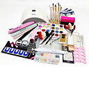 cheap Nail Salon-77pcs Nail Art Tool Nail Art Kits&Accessories Nail Art Design