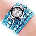 ieftine Ceasuri La Modă-Pentru femei Quartz Ceas de Mână / Ceas Brățară imitație de diamant Material Bandă Charm / Sclipici / Casual / Boem / Modă / Atârnat