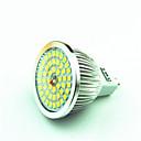 tanie Żarówki Punktowe LED-1 szt. 3 W 150-200 lm GU5.3(MR16) Żarówki punktowe LED MR16 48 Koraliki LED SMD 2835 Dekoracyjna Ciepła biel / Zimna biel 12 V