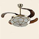 hesapli Mutfak Muslukları-Sıva Altı Monteli Ortam Işığı Eloktrize Kaplama Metal Cam LED 110-120V / 220-240V LED Işık Kaynağı Dahil / Birleştirilmiş LED