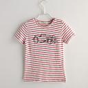 preiswerte Auto Rücklichter-Jungen Punkt Kurzarm Baumwolle T-Shirt