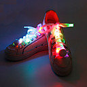 cheap Holiday Party Decorations-Safety Lights LED Running Armband Light up Shoe Laces Compact Size for Camping/Hiking/Caving Cycling/Bike Climbing Outdoor - White Blue