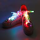 billige USB-hubber og brytere-sikkerhet lys Joggearmbånd med LED Selvlysende skolisser Kompaktstørrelse til Camping/Vandring/Grotte Udforskning Sykling Klatring