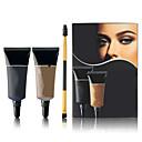 baratos Sobrancelhas-Sobrancelha Bálsamo Maquiagem Olhos Molhado Prova-de-Água Longa Duração Natural Cosmético Artigos para Banho & Tosa