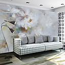 tanie Obrazy olejne-Mural Brezentowy Tapetowanie - klej wymagane Art Deco / 3D