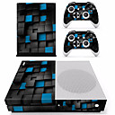cheap Headsets & Headphones-B-SKIN XBOX ONE  S PS / 2 Sticker For Xbox One S ,  Novelty Sticker PVC 1 pcs unit