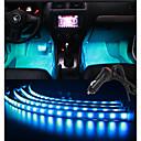 povoljno Auto unutrašnja svjetla-Automobil Žarulje 5W SMD 5050 LED Svjetla u unutrašnjosti