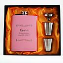 Χαμηλού Κόστους Soap Dispensers-Εξατομικευόμενο Ανοξείδωτο Ατσάλι Είδη μπαρ & Φιάλες Φιάλες Νύφη Γαμπρός Παράνυφος Κουμπάρος Κορίτσι Λουλουδιών Διακομηστής Δαχτυλιδιών