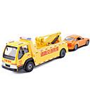 baratos Caixas de Musica-Caminhão Veículo de emergência Caminhões & Veículos de Construção Civil Carros de Brinquedo Carrinhos de Fricção 01:50 Metalic Unisexo Para Meninos Para Meninas Brinquedos Dom