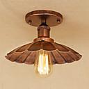 cheap Ceiling Lights-Pendant Light Ambient Light Painted Finishes Metal Mini Style, Designers 110-120V / 220-240V Bulb Included / E26 / E27