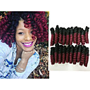 cheap Hair Braids-new style curlkalon crotchet braid hair bouncy twist saniya curls free hook gift synthetic braiding haar extension 20roots pack 5packs make head