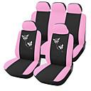 זול כיסויי למושבים לרכב-AUTOYOUTH כיסויי למושבים לרכב כיסויים פּוֹלִיאֶסטֶר Lady עבור