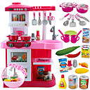 cheap Doll Houses-Toy Kitchen Set / Toy Dishes & Tea Sets / Toy Food / Play Food Large Size PVC(PolyVinyl Chloride) Boys' Kid's Gift