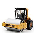 billige Lekebiler i støpejern-KDW Leker Entreprenørmaskiner Leketøy Leketøy Plast Metall 1 Deler Barne Gave
