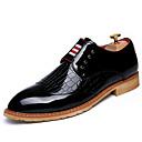 זול מגפיים לגברים-בגדי ריקוד גברים נעליים פורמליות עור אביב / קיץ נעלי אוקספורד שחור / אדום / כחול