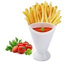 billige Servise-1pc Serveringsskåler Servise Plast Hjemme Køkken Verktøy Kreativ Kjøkken Gadget