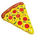 baratos Bóias & Animais Infláveis de Piscina-Pizza Boias de piscina infláveis Plástico Adulto Para Meninos Para Meninas Brinquedos Dom