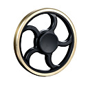 cheap Fidget Spinners-Fidget Spinner / Hand Spinner High Speed / for Killing Time / Stress and Anxiety Relief Ring Spinner Metalic Classic Pieces Girls' Kid's / Adults' Gift