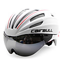 cheap Bike Helmets-CAIRBULL Adults Bike Helmet Aero Helmet 28 Vents CE / CE EN 1077 Impact Resistant, Light Weight, Adjustable Fit EPS, PC Sports Road Cycling / Recreational Cycling / Cycling / Bike - White Men's