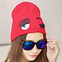 abordables Herramientas para Hacer Galletas-Mujer Sombrero de Ski - Bonito Un Color