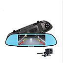 cheap Car DVR-w01 Full HD 1920 x 1080 Car DVR Wide Angle 7 inch Dash Cam with G-Sensor / Parking Monitoring / motion detection Car Recorder / FCWS