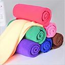 billige Vaskehåndklæde-Frisk stil Vaskehåndklæde,Solid Overlegen kvalitet 100% Mikro Fiber Håndklæde