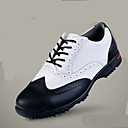 cheap Golf Shoes-Men's Casual Shoes / Golf Shoes Rubber Leisure Sports Anti-Slip, Anti-Shake / Damping, Cushioning White / Black
