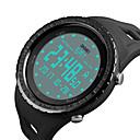 baratos Smartwatches-Relógio inteligente YY1246 para Suspensão Longa / Impermeável / Multifunções / Esportivo Temporizador / Cronómetro / Relogio Despertador / Cronógrafo / Calendário