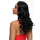 povoljno Zidni svijećnjaci-Ljudska kosa Full Lace Perika Valovita kosa Perika 130% Gustoća kose Prirodna linija za kosu Afro-američka perika 100% rađeno rukom Žene Kratko Srednja dužina Dug Perike s ljudskom kosom