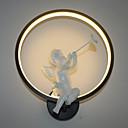 رخيصةأون ملصقات الحائط-الحديثة / المعاصرة مصابيح الحائط الألومنيوم إضاءة الحائط 110-120V / 220-240V 19 W / LED متكاملة