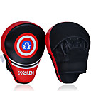 cheap Punching Bags & Boxing Pads-Punch Mitts Boxing Strength Training Leather-
