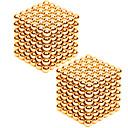levne LED žárovky Bi-pin-432 pcs 3mm Magnetické hračky magnetické kuličky / Stavební bloky / Kouzlení Kovový / Magnet Magnetické Unisex Dospělé Dárek