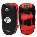 cheap Punching Bags & Boxing Pads-Shock Absorber Boxing Pad Martial Arts Targets Punch Mitts Boxing and Martial Arts Pad for Boxing PU Leather Polyurethane fibre EVA PU 1