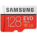 abordables Ecouteurs & Casques Audio-SAMSUNG 128GB TF carte Micro SD Card carte mémoire UHS-I U3