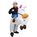 preiswerte Film & Fernsehen Thema Kostüme-Pferd Cosplay Kostüme Wasserfest Aufblasbare Kostüme Haloween Figuren Film Cosplay Gymnastikanzug / Einteiler Ventilator Weihnachten