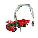 baratos Caminhões de brinquedo e veículos de construção-Caminhões & Veículos de Construção Civil / Carros de Brinquedo 1:60 Metalic / Borracha / ABS Unisexo Crianças Brinquedos Dom