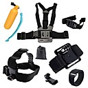 cheap Accessories For GoPro-Sports Action Camera / Chest Harness / Front Mounting Multi-function / Foldable / Adjustable For Action Camera Gopro 6 / All Gopro /