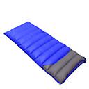 halpa Makuupussit ja yöpyminen retkellä-Makuupussi Ulko- -18°C Suorakulmainen Ankan untuva Pidä lämpimänä Vedenkestävä Hengitettävyys varten Retkeily ja vaellus Matkailu