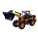 baratos Barcos de brinquedo-Caminhão / Veiculo de Construção / Caminhão de Bombeiro Caminhões & Veículos de Construção Civil / Carros de Brinquedo 1:60 Borracha / ABS