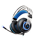 cheap Headsets & Headphones-A7 Over Ear / Headband Wired Headphones Dynamic Plastic Gaming Earphone Noise-isolating / with Microphone / with Volume Control Headset